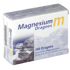 Magnesium M Dragees