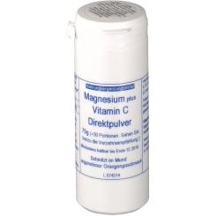 Magnesium plus Vitamin C Direktpulver