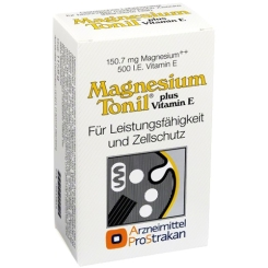 Magnesium Tonil® plus Vitamin E