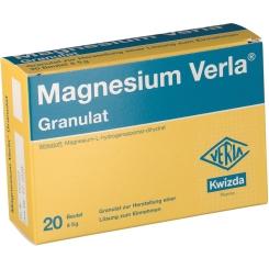 Magnesium Verla® Granulat