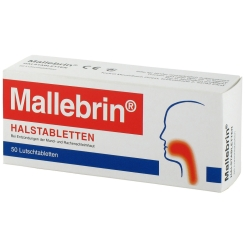 Mallebrin® Halstabletten