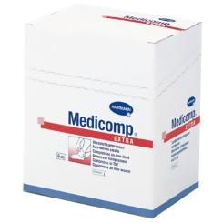 Medicomp® extra Kompressen unsteril 6-fach 10 x 10 cm