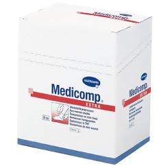 Medicomp® extra Kompressen unsteril 6-fach 7,5 x 7,5 cm