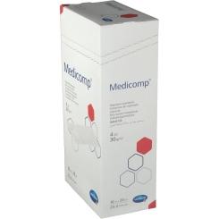 Medicomp® Kompressen steril 4-fach 10 x 20 cm