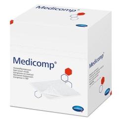 Medicomp® Kompressen unsteril 4-fach 10 x 20 cm