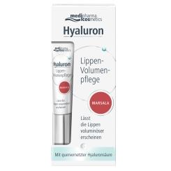 medipharma cosmetics Hyaluron Lippen-Volumenpflege marsala