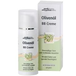 medipharma cosmetics Olivenöl BB Creme