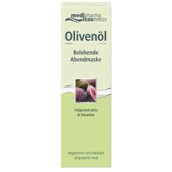 medipharma cosmetics Olivenöl Belebende Abendmaske