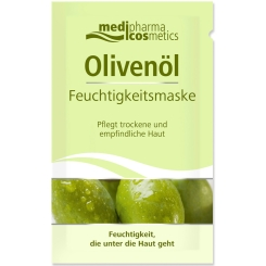 medipharma cosmetics Olivenöl Feuchtigkeitsmaske