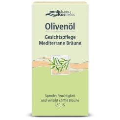 medipharma cosmetics Olivenöl Gesichtspflege Mediterrane Bräune