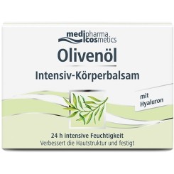 medipharma cosmetics Olivenöl Intensiv-Körper-Balsam