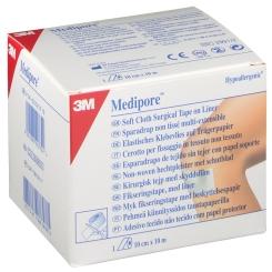 Medipore hypoallergen 10cmx10m 2991/2 Pflaster