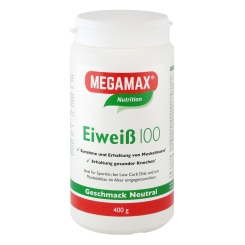 MEGAMAX® BASIC & VITAL Eiweiß 100 Neutral