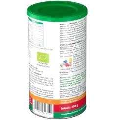 MEGAMAX® Nutrition BIO Eiweiß Geschmack-Neutral