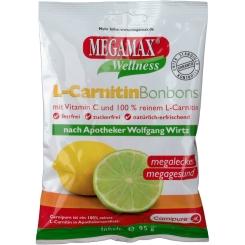 MEGAMAX® WELLNESS L-Carnitin Bonbons