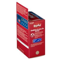 MegaRed® OMEGA-3 KRILLÖL EXTRA 500 mg