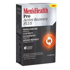 Men's Health® Pro Active Recovery PLUS