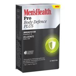 Men's Health Pro Body Defence PLUS
