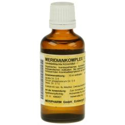 Meridiankomplex 12 N Tropfen