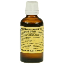 Meridiankomplex 8 N Tropfen