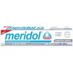 meridol® SANFTES WEISS Zahnpasta
