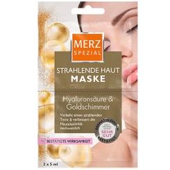 Merz Spezial Strahlende Haut Maske