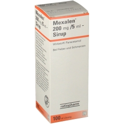Mexalen® 200 mg