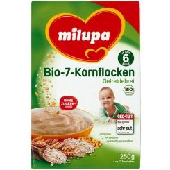 milupa Bio-7-Kornflocken