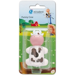 miradent Funny Snap Animals Kuh