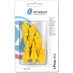 miradent I-Prox® chx Interdentalbürsten gelb x-fine 0,6 - 1,9 mm