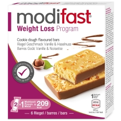 modifast® Weight Loss Program Vanille & Haselnuss Riegel