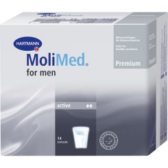 MoliMed® for men active 13x15 cm