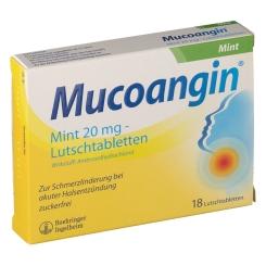 Mucoangin® Mint