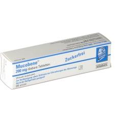 Mucobene® 200 mg lösbare Tabletten