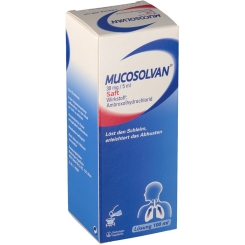 Mucosolvan® 30 mg / 5 ml - Saft