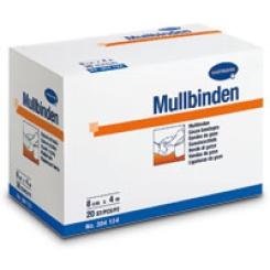 Mullbinden Hartmann 4mx6cm 304033