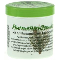 Murmelin Emulsion Arlberger
