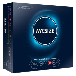 MY.SIZE 60 Kondome