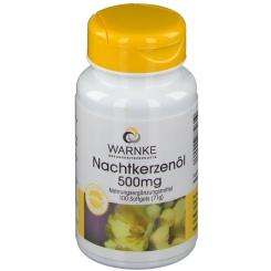 Nachtkerzenöl 500 mg