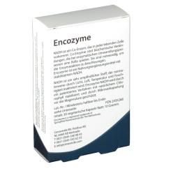 Nadh 5mg Kapseln stabilisierte Encozyme