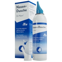 Nasen-Dusche Pflege Dr. Mann®