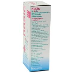 nasic® für Kinder Nasenspray