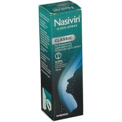 Nasivin® Classic 0,05% Nasenspray