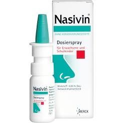 Nasivin® ohne Konservierungsstoffe