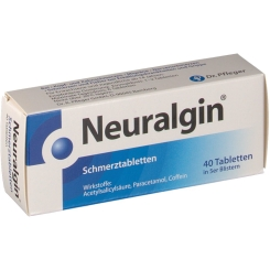 Neuralgin® Schmerztabletten