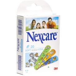Nexcare™ Kinder-Pflaster Soft Design Kids