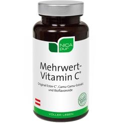 NICAPUR Mehrwert-Vitamin C Kapseln