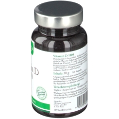 NICApur® Vitamin D 1000 Kapseln