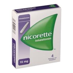 nicorette® Inhalationen