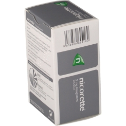 nicorette® Kaugummi 2 mg